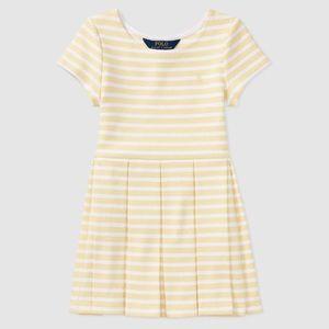 NWT Ralph Lauren pleated dress